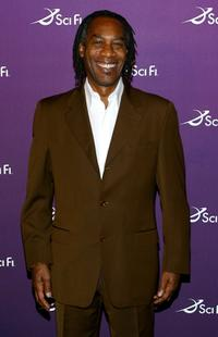 Joe Morton at the Sci Fi Channel 2008 Upfront Party.