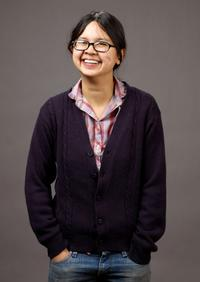 Charlyne Yi at the 2009 Sundance Film Festival.