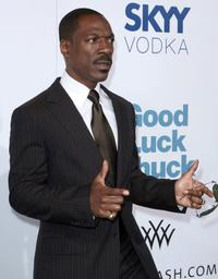 Eddie Murphy at the premiere of Lionsgate's
