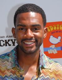 Bill Bellamy at the Kidstock Music and Art Festival.