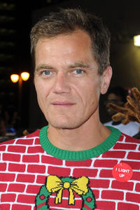 Michael Shannon at the California premiere of