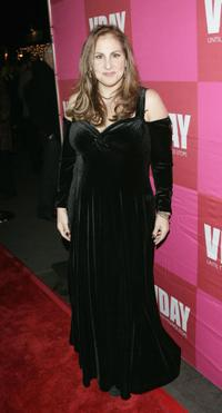 Kathy Najimy at the opening night of