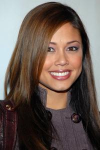 Vanessa Minnillo at the Gap's new shoe shop launch Piperlime.com.