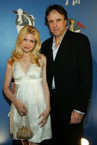 Kevin Nealon and his wife Susan Yeagley at the premiere of