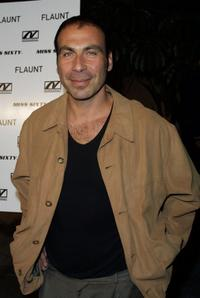 Taylor Negron at the premiere of