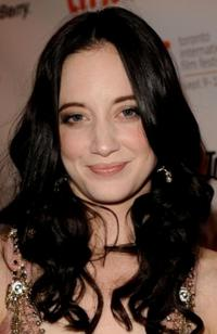Andrea Riseborough at the premiere of