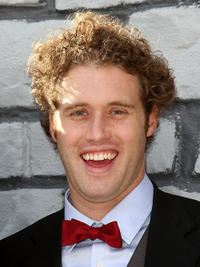 T.J. Miller at the California premiere of