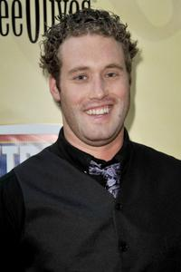 T.J. Miller at the premiere of