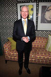 Tim Gunn at the Day 1 of Mercedes-Benz Fashion Week Spring 2011.