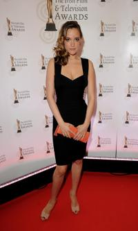 Alicja Bachleda at the 7th Annual Irish Film And Television Awards.