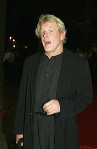 Nick Nolte at the Premiere of 'Neverwas'.
