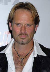 Jeffrey Nordling at the premiere screening of