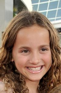 Maude Apatow at the premiere of