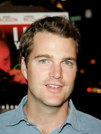 Chris O'Donnell at the Los Angeles premiere of