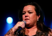 Rosie O'Donnell at the official True Colors Tour after party at Studio 54.