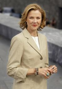 Annette Bening at the press conferenceof