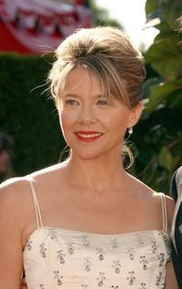 Annette Bening at the 58th Annual Primetime Emmy Awards.