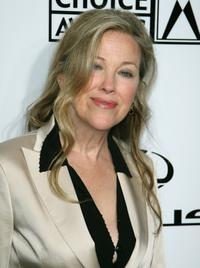 Catherine O'Hara at the Lexus Critic's Choice Awards after party.