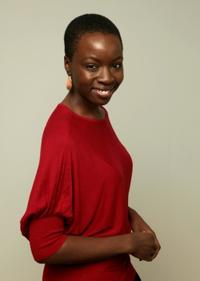 Danai Gurira at the 2010 Sundance Film Festival.
