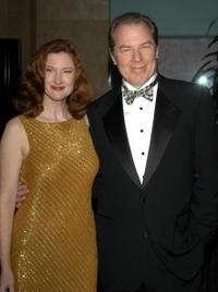 Annette O'Toole and Michael McKean at the 8th Annual Art Directors Guild Awards Show.