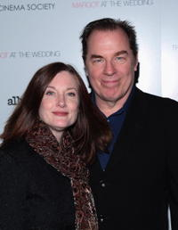 Annette O'Toole and Michael McKean at the screening of