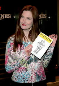 Annette O'Toole at the opening night of Roundabout Theatre Company's revival of