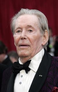 Peter O'Toole at the 79th Annual Academy Awards.