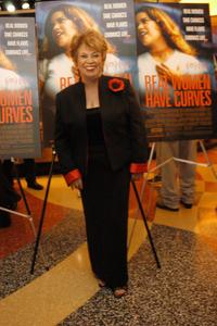 Lupe Ontiveros at the premiere of