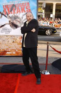 Rick Overton at the world premiere of