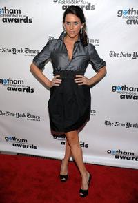 Amy Landecker at the IFP's 19th Annual Gotham Independent Film Awards.