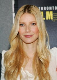 "Gwyneth Paltrow at a press conference for ""Proof"" in Toronto, Ontario."