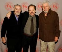 Jack Wallace, John Pankow and J.J. Johnston at the after party of the opening of