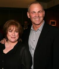 Donna Pescow and Paul Pape at the 30th anniversary screening of