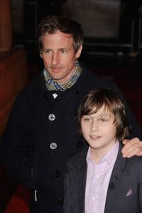 Spike Jonze and Max Records at the premiere of