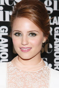 Dianna Agron at Glamour's presentation of