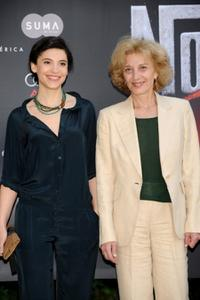 Irene Visedo and Marisa Paredes at the photocall of