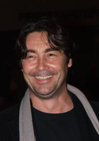 Nathaniel Parker at the British premiere of