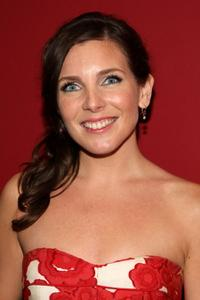 June Diane Raphael at the after party of the New York premiere of