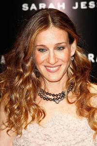 Sarah Jessica Parker at the launch of her perfume