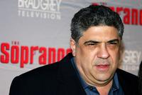 Vincent Pastore at the premiere of