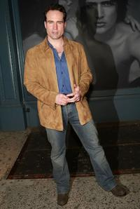 Jason Patric at the John Varvatos The New Fragrance For Men launch party.