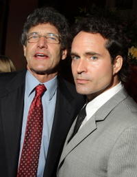 Alan Horn and Jason Patric at the after party of the New York premiere of