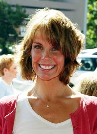 Alexandra Paul at the world premiere of