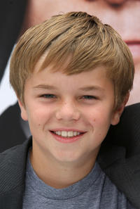 Maxwell Perry Cotton at the premiere of