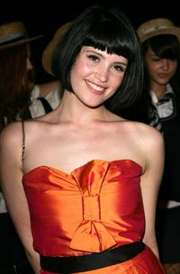 Gemma Arterton at the party of