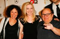 Rhea Perlman, Polly Walter and Danny DeVito at the opening night of the 8th Annual Beverly Hills Film Festival.