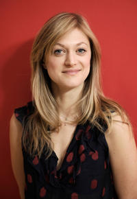 Marin Ireland at the portrait session of