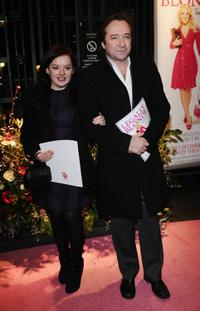 Neil Pearson and Guest at the gala performance of