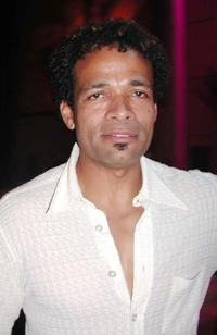 Mario Van Peebles at the after-party for