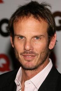 Peter Berg at the GQ magazine 2006 Men of the Year dinner celebrating the 11th Annual Men of the Year issue.